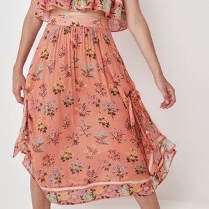 NWT XXS SPELL & THE GYPSY COLLECTIVE POSY SKIRT